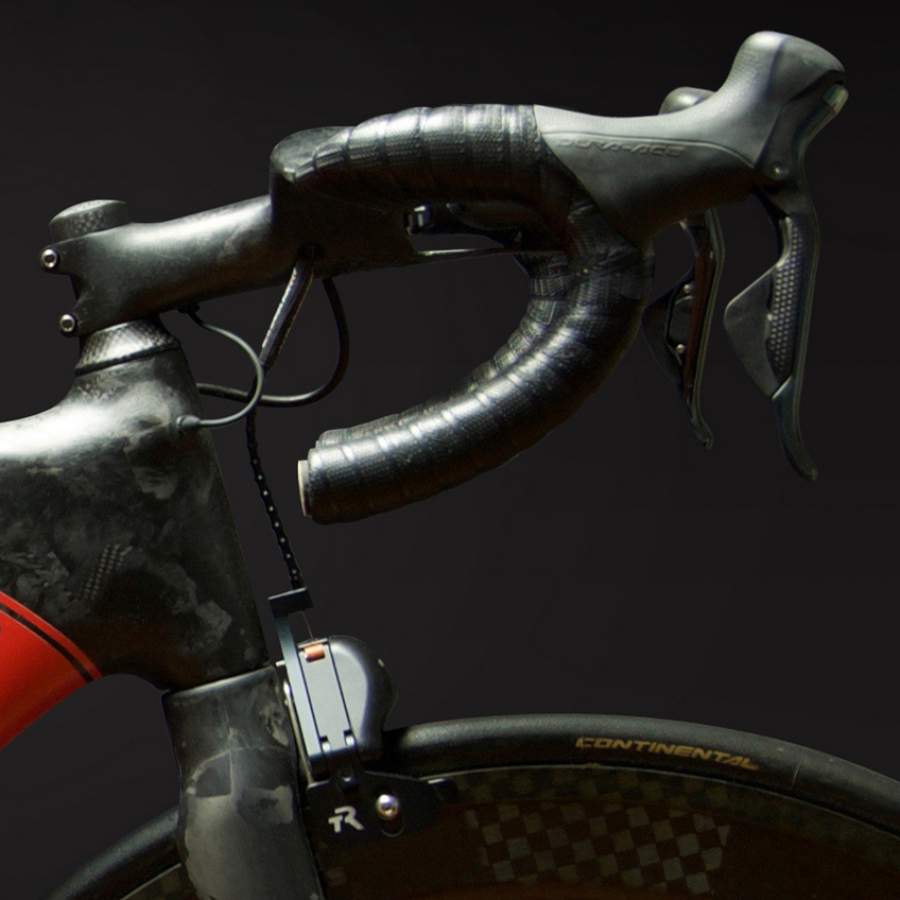 Integrated bars and stem